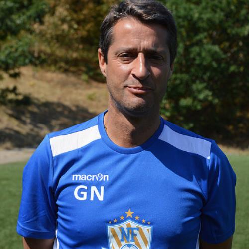 NF Academy Coach Gonçalo Nunes