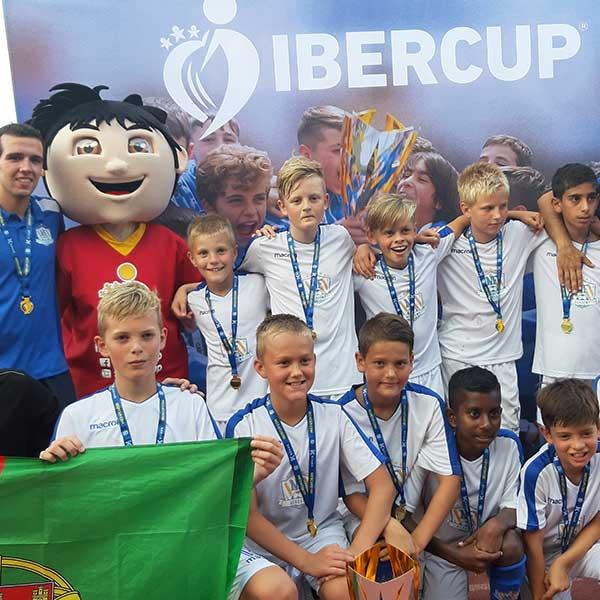 NF Academy Selection IberCup Barcelona