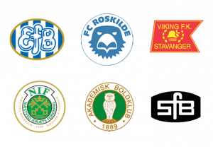 Esbjerg Spar Nord confirmed teams