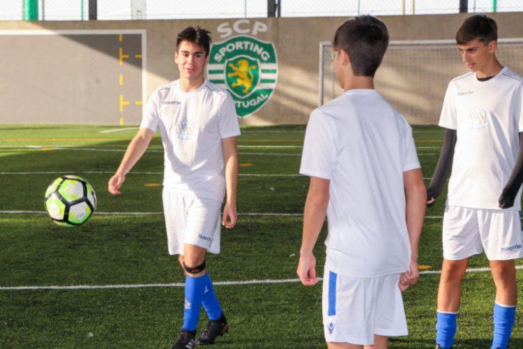 Gjennom å delta på NF International kan spillere gå hele veien til Sporting CP sitt akademi