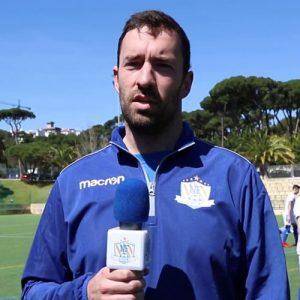 Pedro Cerveira NF Academy Goalkeeper Coach