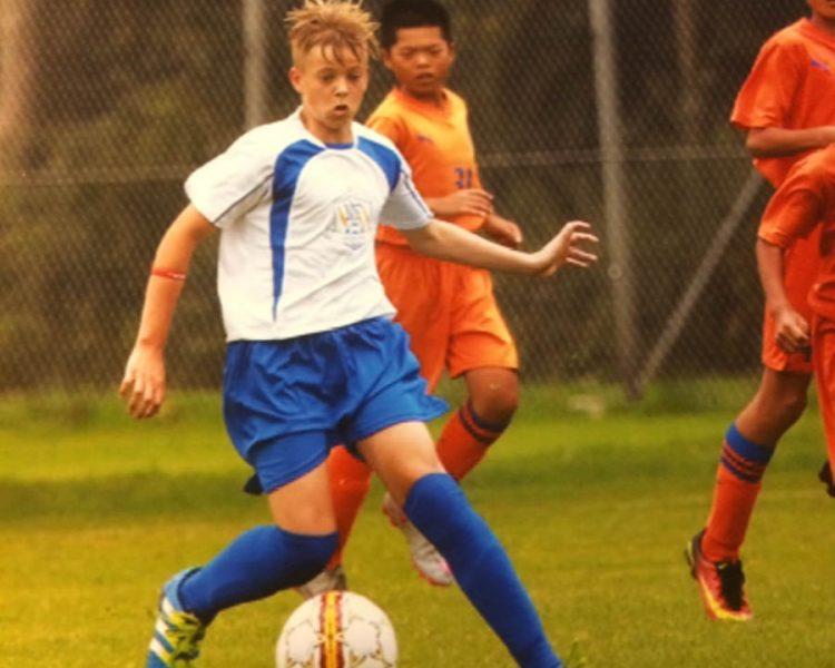 Jesper Fiksdal NF Academy Selection Esbjerg Cup
