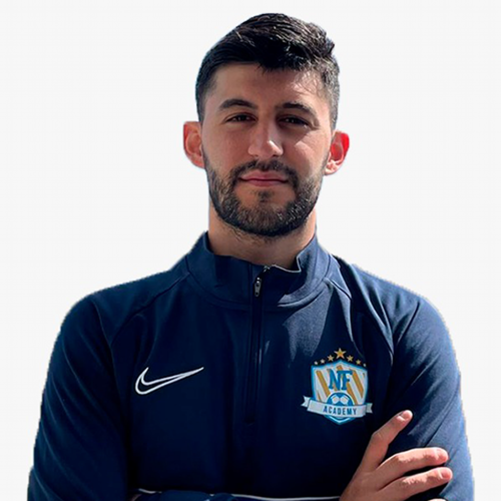NF Academy Trener Rodrigo Silva
