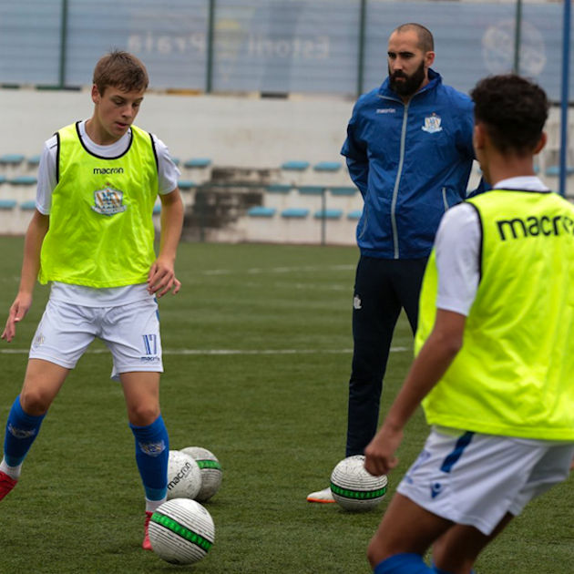 Under NF International vil spillere bli trent av portugisiske topptrenere