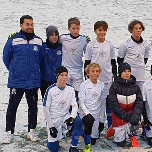 I sommer vil Kristian Lorentzen igjen delta på NF Academy arrangement, når han drar til Esbjerg for Nordic Invitational Cup 2020.