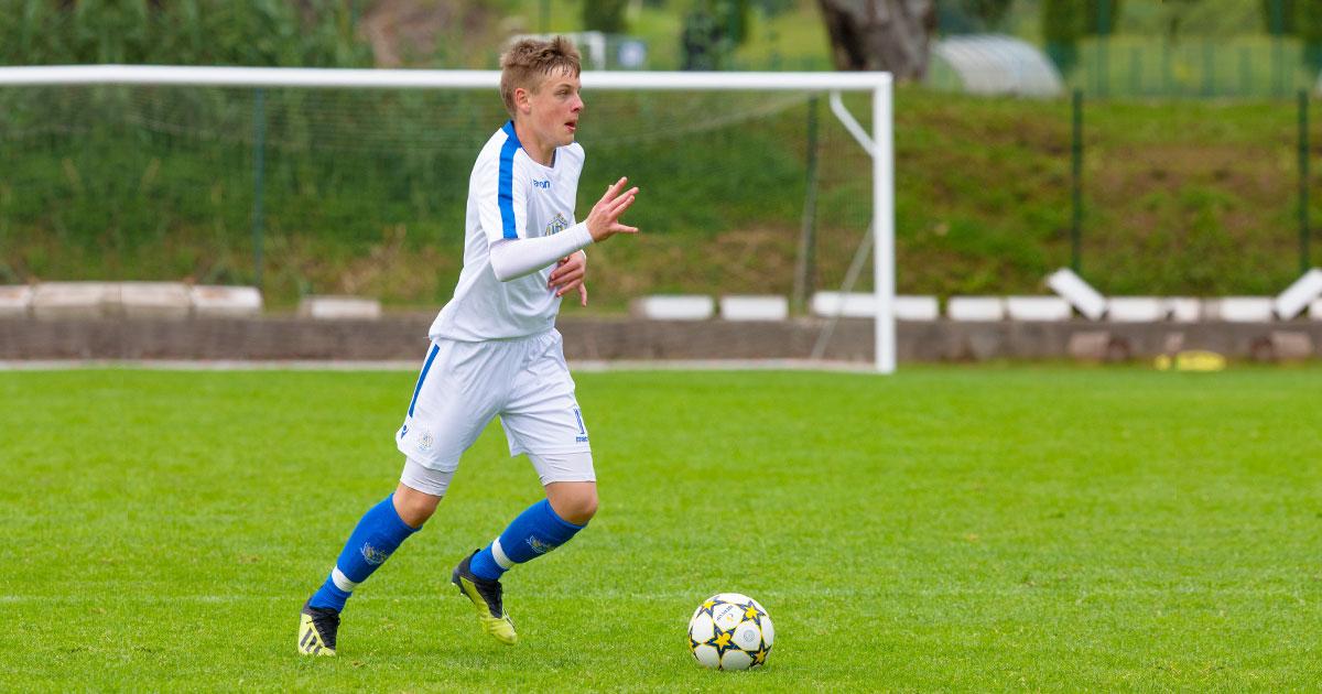 Kimi Storsjö, som i lang tid har vært tilknyttet NF Academy, signerte nylig en kontrakt med Allsvenskan-klubben Kalmar FF.
