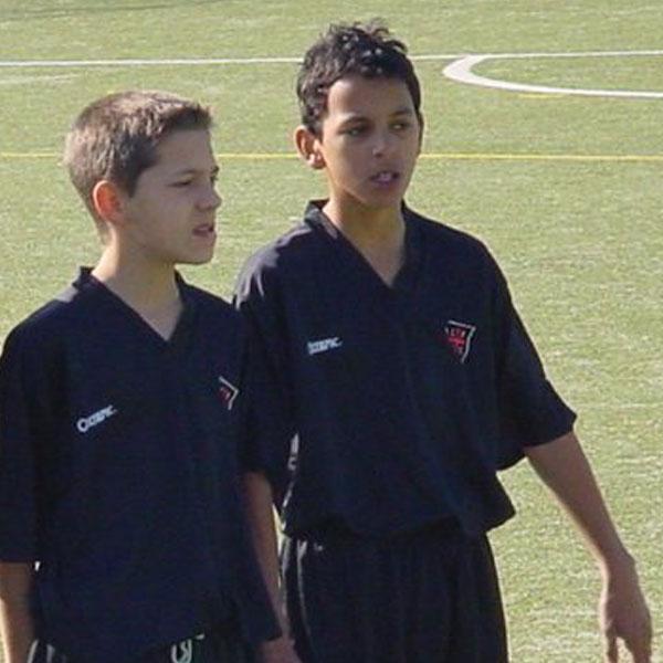 Da Zeca var 14 år gammel i Casa Pia AC, hans klubb fra juniorlaget til seniorlaget.