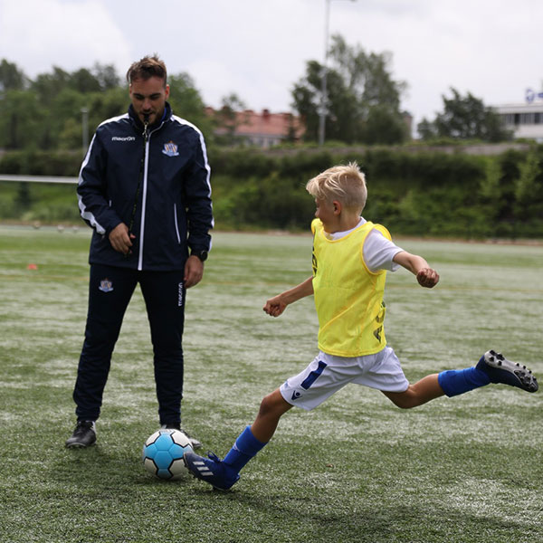 NF Academy Intensive Training Youth Football Development