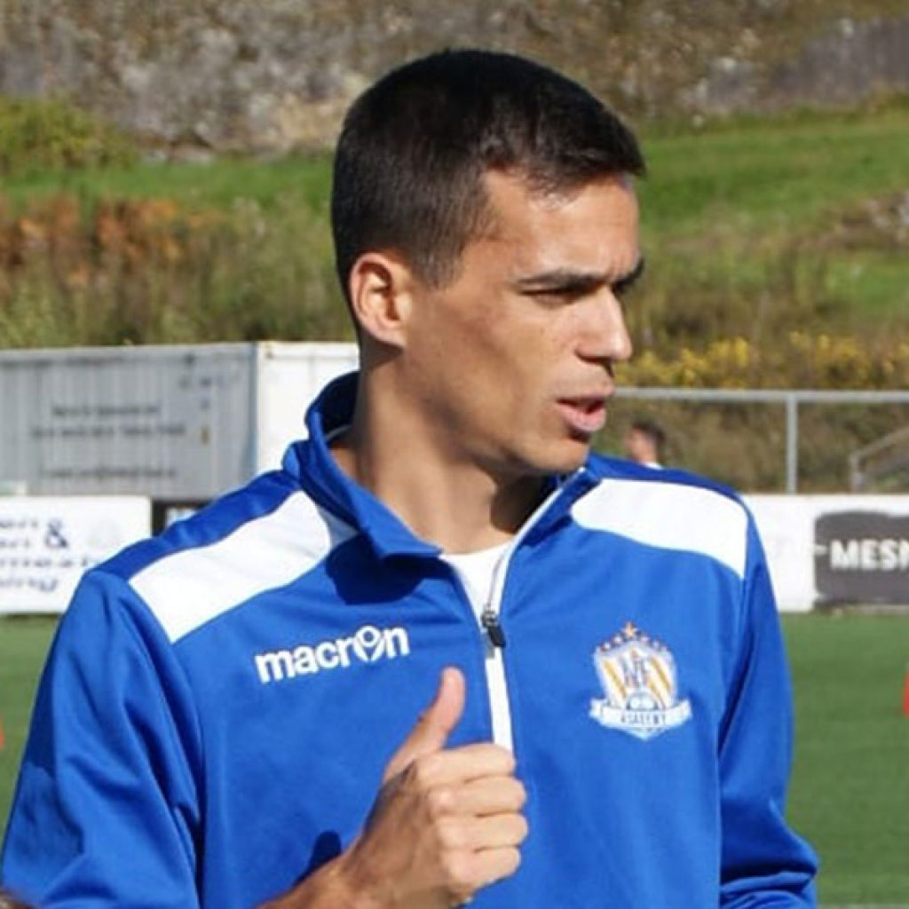NF Academy Trenere David Fernandes