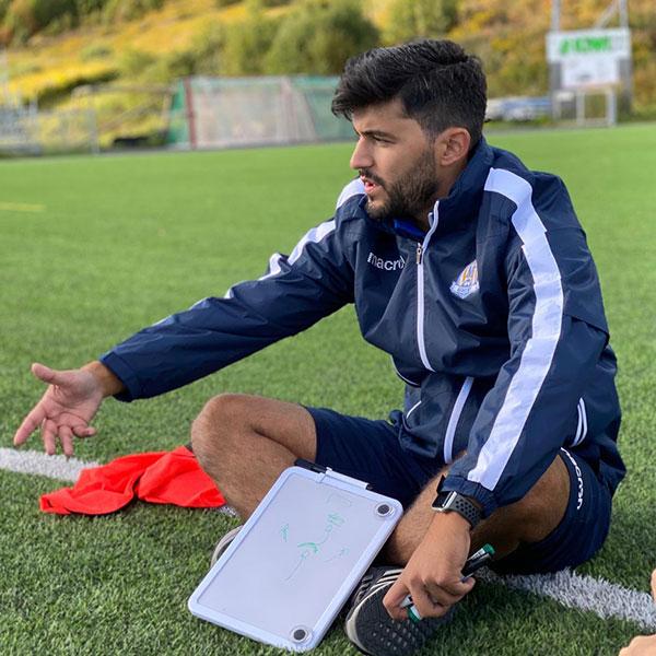 NF Academy Trenere Rodrigo Silva