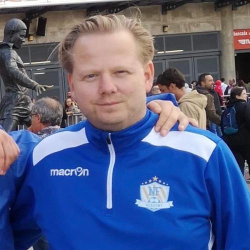 NF Academy Partner Rune Bjørnødegård