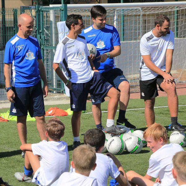 NF Academy Trenere