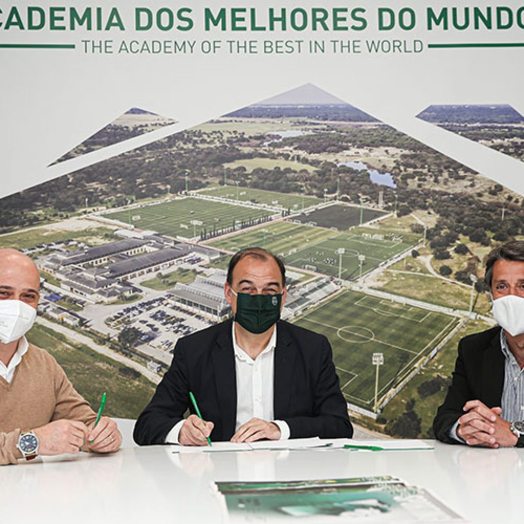 NF Academy speider offisielt for Sporting CP i Skandinavia