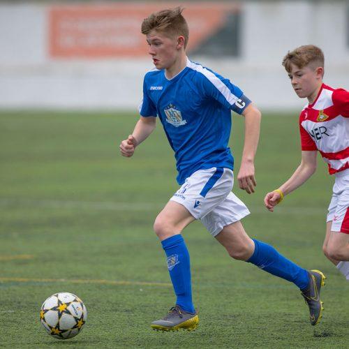 NF Academy Spillere Ingvar