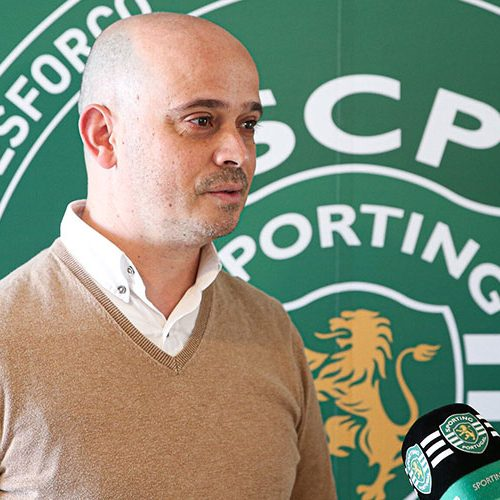NF Academy Sports Director João Plantier