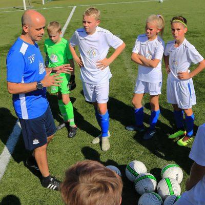 NF Academy Training Camp