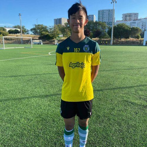 NF Academy Player Matteus Nguyen