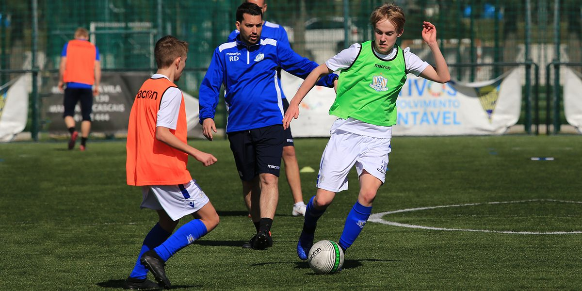 NF Academy training sessions
