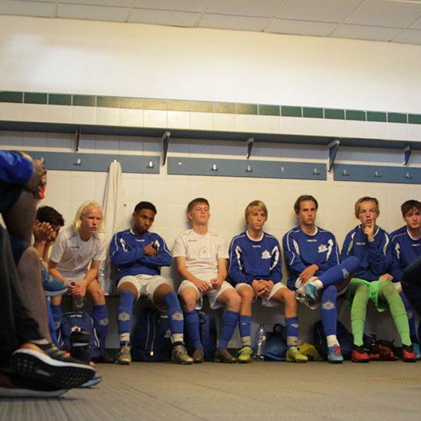 NF Academy Youth Football Development