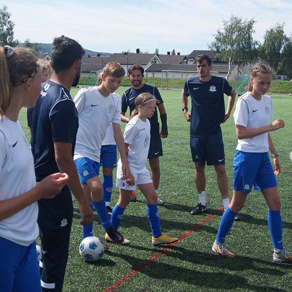 NF Academy Team Training